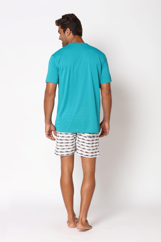 T-shirt Gola V jade